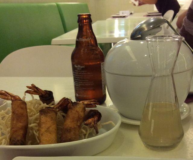 Тайский ужин